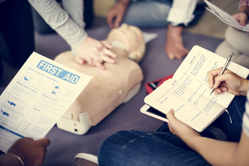 Renew your CPR annually